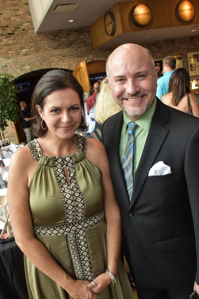 Jeannie Lukow and Michael Weber
