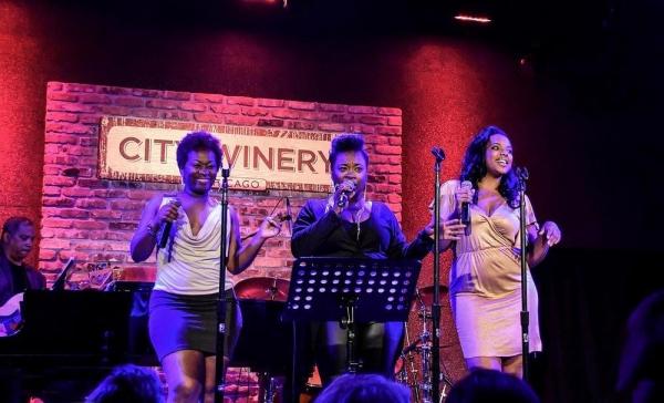 Alexis J. Rogers, Donica Lynn, Sharriese Hamilton Photo