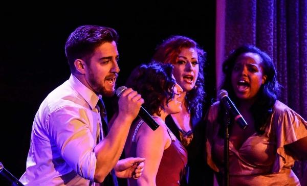 Adrian Aguilar, Christine Mild, Meghan Murphy, Sharriese Hamilton Photo