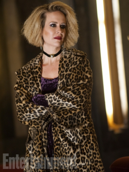 Sarah Paulson as a Hypodermic Sally