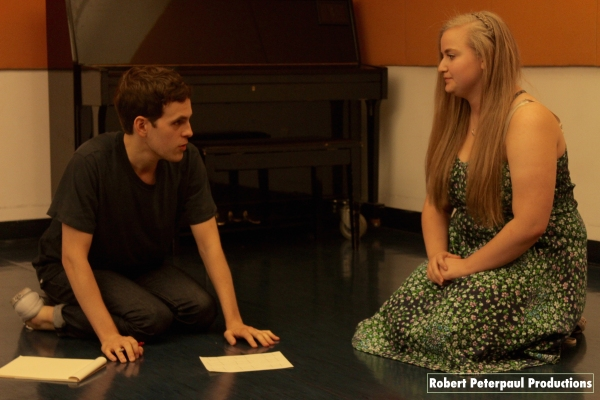 Taylor Trensch leads master class in NYC