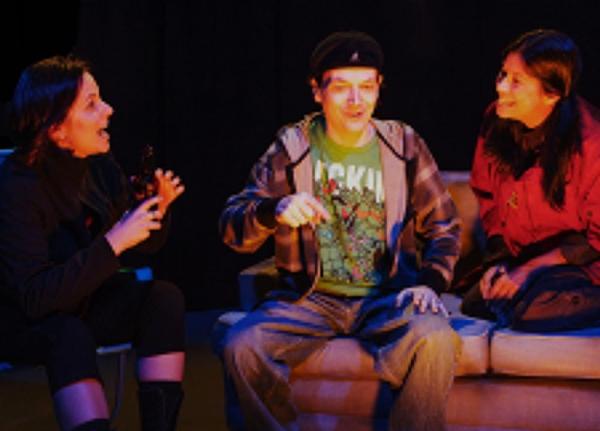 Katie Rubin, John P. Lamb, Dena Martinez Photo