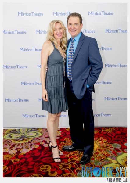 Joan Hess and David Hess