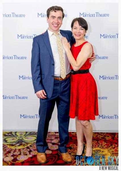 Nate Lewellyn and Susan Moniz