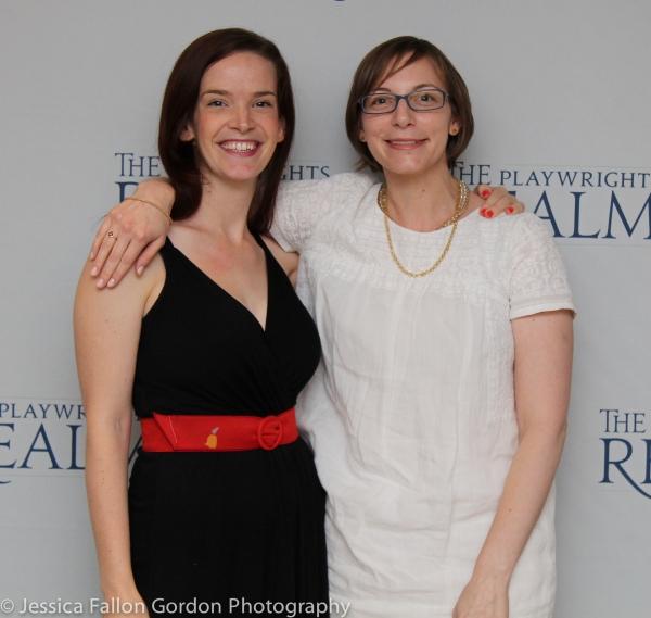 Margot Bordelon and Anna Ziegler