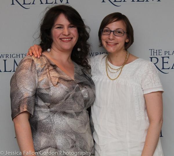Katherine Kovner and Anna Ziegler