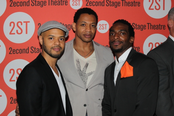 Ryan Quinn, Derrick Baskin and Daniel J. Watts