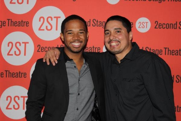 Chris Myers and Jeffrey Rivera