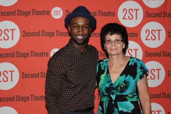 Donald Webber Jr. and Jean King