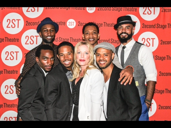 Donald Webber Jr., Daniel J. Watts, Chris Myers, Sherie Rene Scott, Derrick Baskin, Nick Christopher and Ryan Quinn
