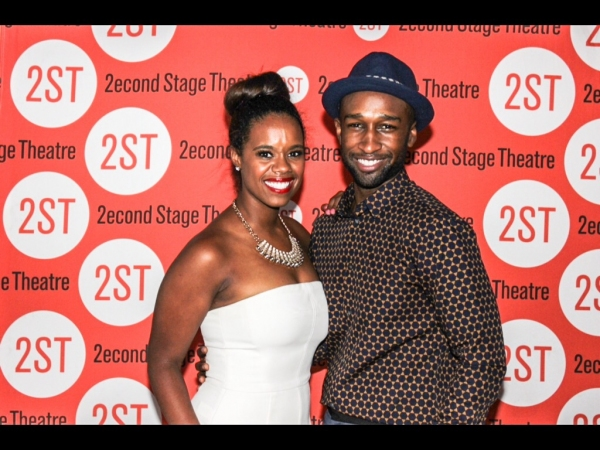 Rebecca Covington Webber and Donald Webber Jr. Photo