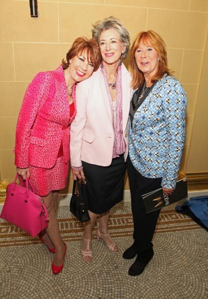 Kathy Lette, Maureen Lipman and Marti Webb