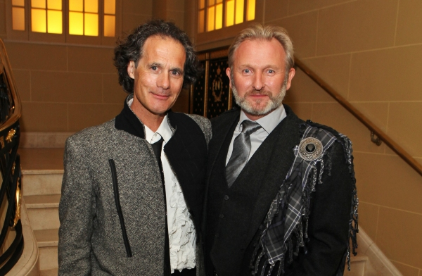 Robert Mackintosh and Julian Stoneman