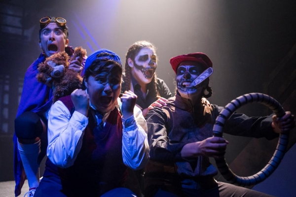 Photo Flash: First Look at Juan Francisco Villa's DON CHIPOTLE at the Storefront Theater
