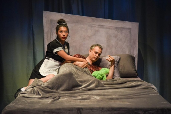 Photo Flash: First Look at Off-Broadway's IN BED WITH ROY COHN