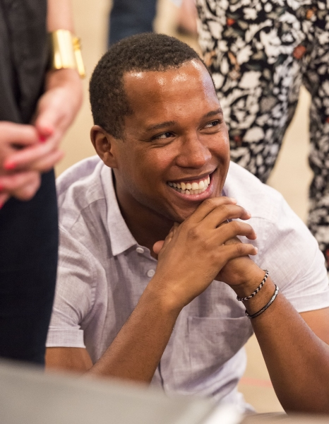 Photo Flash: In Rehearsal with Branden Jacobs-Jenkins' APPROPRIATE at Mark Taper Forum