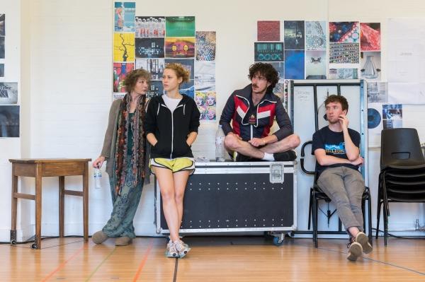 Abigail McKern, Olivia Morgan, William Postlethwaite and Gruffud Glyn