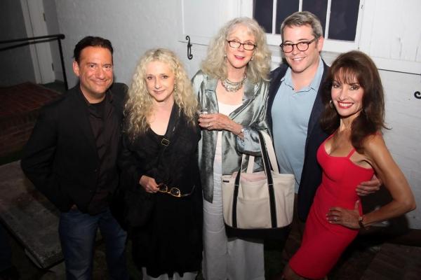 Eugene Pack, Carol Kane, Blythe Danner, Matthew Broderick, Susan Lucci Photo