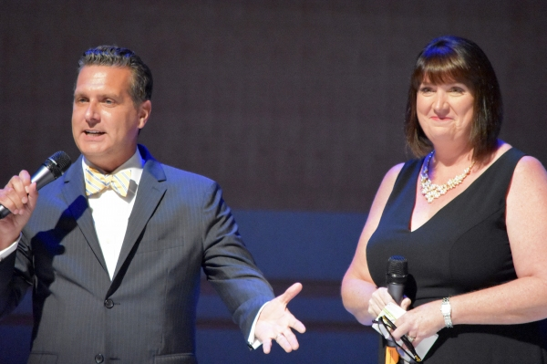 Bob Bucci and Anne McNiff-Gaeta
