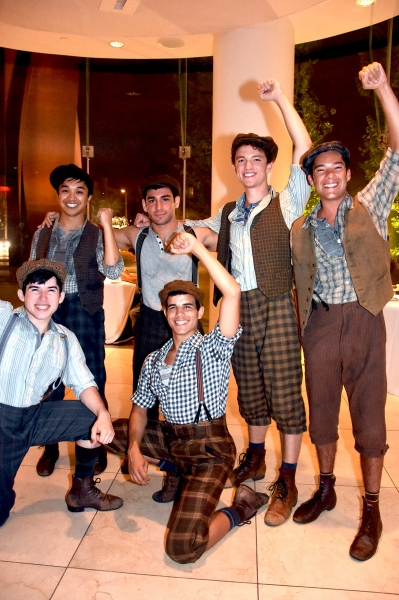 Andy Richardson, Julian DeGuzman, Jacob DeGuzman, Tommy Bracco, Iain Young, JP Ferreri