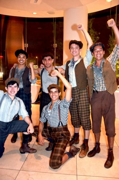 Andy Richardson, Julian DeGuzman, Jacob DeGuzman, Tommy Bracco, Iain Young, JP Ferrer Photo