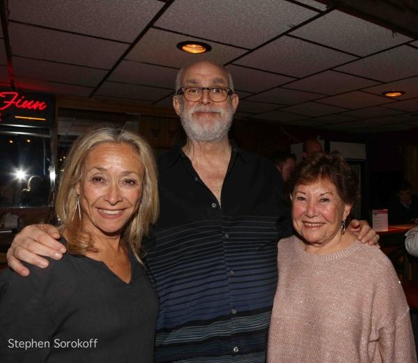 Eda Sorokoff, William Finn, Sydelle Blatt