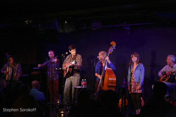 The Seat Of The Pants Band, Andy Teirstein, Antoine Silverman, David Lutken, Helen J. Russell, Jane Gillman, Ken Breard