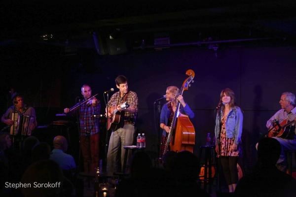The Seat Of The Pants Band, Andy Teirstein, Antoine Silverman, David Lutken, Helen J. Russell, Jane Gillman, Ken Breard