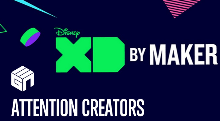 Disney Xd Maker Studios Launch Search For Next