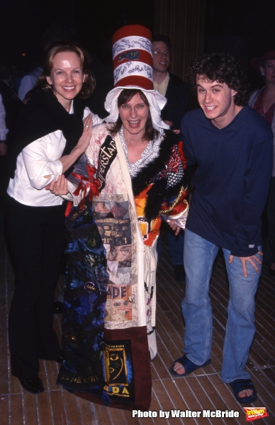 Linda Purl, Donna Lee Marshall and Joshua Park Photo