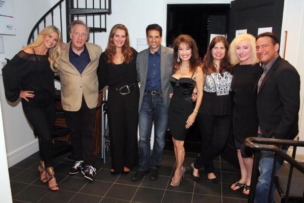 Christie Brinkley, Alan Zweibel, Brooke Shields, Ralph Macchio, Susan Lucci, Dayle Reyfel, Debbie Harry, Eugene Pack