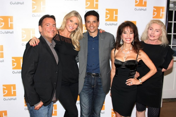 Eugene Pack, Christie Brinkley, Ralph Macchio, Susan Lucci, Debbie Harry Photo