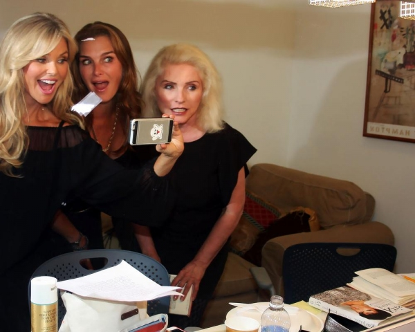 Christie Brinkley, Brooke Shields, Debbie Harry