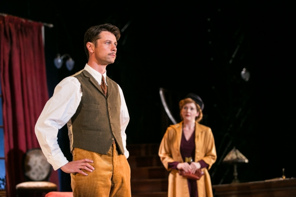 Photo Flash: First Look at Leon Ockenden, Olivia Hallinan, Philip Franks and More in UK Tour of FLARE PATH