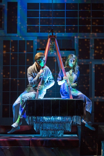 Photo Flash: First Look at LAUGH IT UP, STARE IT DOWN Off-Broadway