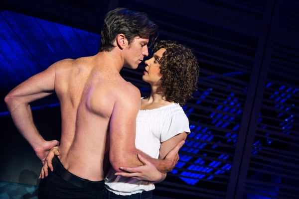 Photo Flash: New Look at DIRTY DANCING National Tour, Featuring Christopher Tierney