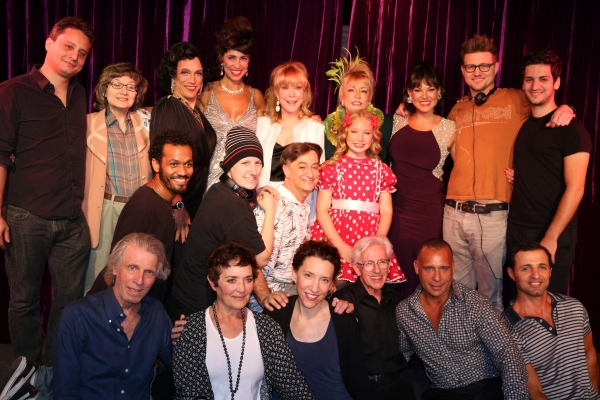 Photo Flash: Barbara Eden Pops into RUTHLESS! Off-Broadway