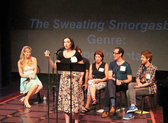 Photo Flash: Kellen Blair, Joe Kinosian and More in York Theatre's TUNE IN TIME