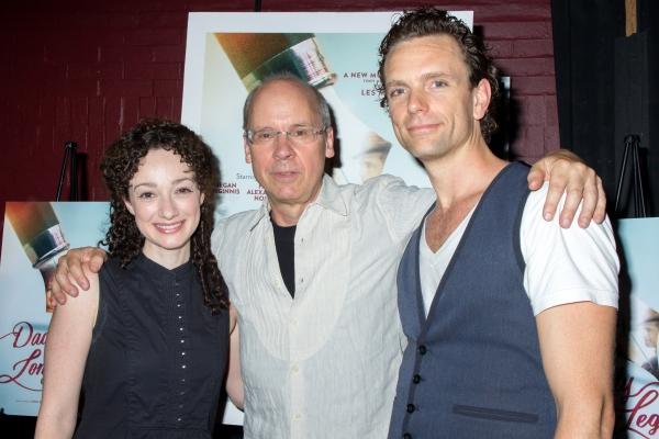 Megan McGinnis, John Caird, Paul Alexander Nolan Photo