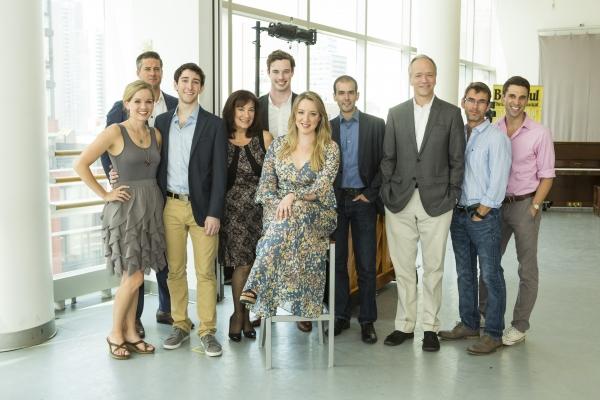 Becky Gulsvig,Curt Bouril, Ben Fankhauser, Suzanne Grodner, Liam Tobin, Abby Mueller, Photo