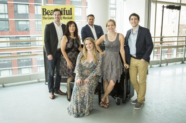Liam Tobin, Suzanne Grodner, Abby Mueller, Curt Bouril, Becky Gulsvig and Ben Fankhauser