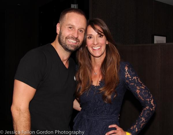 Alfie Boe and Sarah Boe