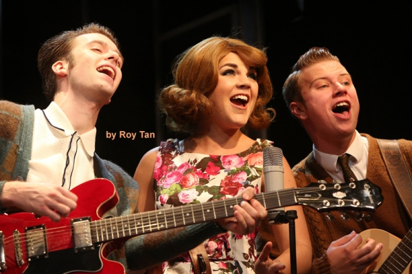 Photo Exclusive: First Look at DUSTY Starring Alison Arnopp
