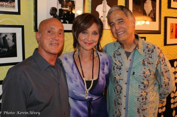 Gianni Valenti, Pam Tillis and Jim Photoglo