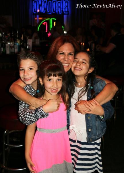 Victoria Shawn, Joshua Turchin, Fabia Guirre and Shaina Turchin Photo