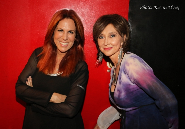 Victoria Shaw and Pam Tillis