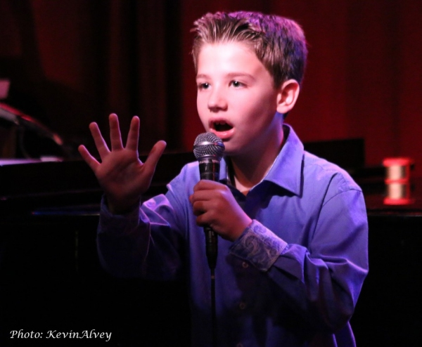 Photos: August Brings Variety and Tons of Talent to JIM CARUSO'S CAST PARTY