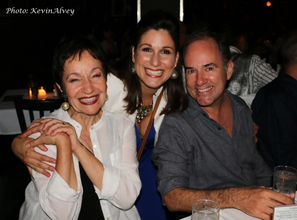 Lynn Ahrens, Stephanie J. Block and Stephen Flaherty