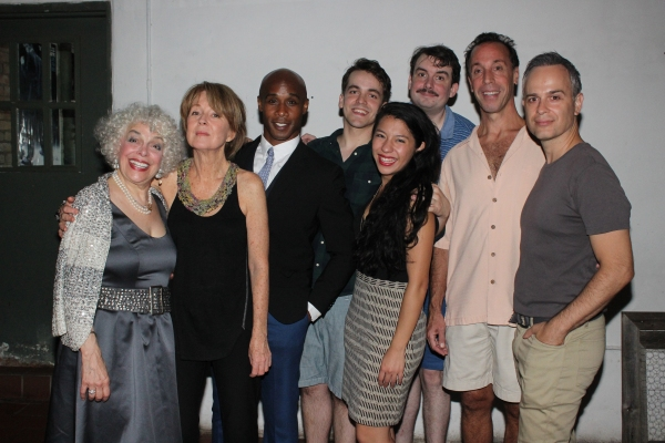 Nelson Avidon, Christopher Daftsios, Andy Reinhardt, Rebeca Fong, Ian Gould, Lee Roy Rogers, Marilyn Sokol and Serge Thony