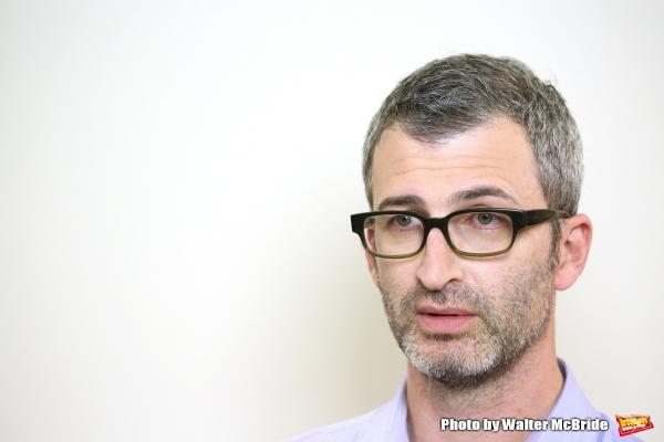Director Daniel Aukin